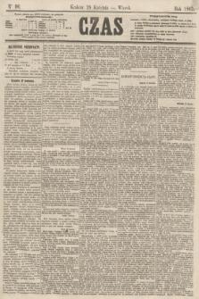 Czas. [R.16], Ner 96 (28 kwietnia 1863)