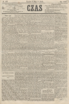 Czas. [R.16], Ner 103 (6 maja 1863)