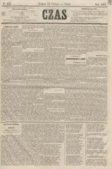 Czas. [R.16], Ner 131 (12 czerwca 1863)