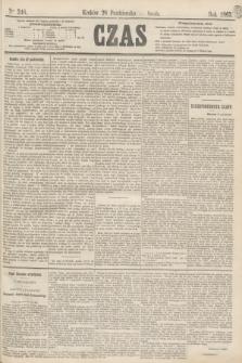 Czas. [R.16], Ner 246 (28 października 1863)