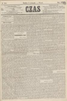 Czas. [R.16], Ner 251 (3 listopada 1863)