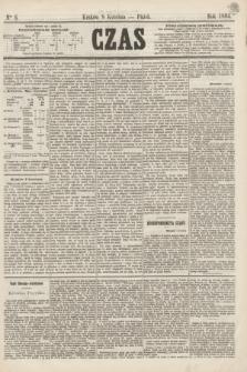 Czas. [R.17], Ner 6 (8 kwietnia 1864)