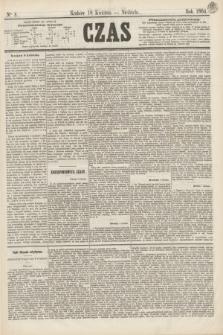 Czas. [R.17], Ner 8 (10 kwietnia 1864)