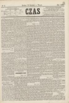 Czas. [R.17], Ner 9 (12 kwietnia 1864)