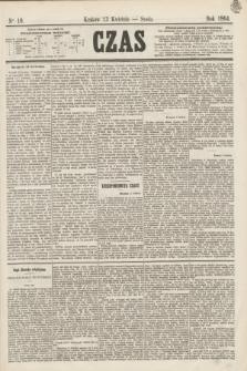 Czas. [R.17], Ner 10 (13 kwietnia 1864)