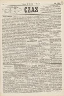 Czas. [R.17], Ner 13 (16 kwietnia 1864)