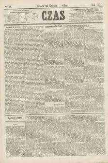 Czas. [R.17], Ner 19 (23 kwietnia 1864)