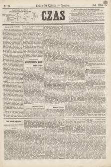 Czas. [R.17], Ner 20 (24 kwietnia 1864)