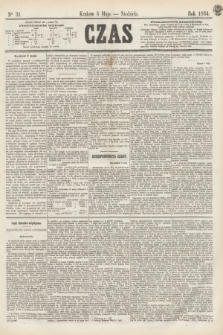 Czas. [R.17], Ner 31 (8 maja 1864)