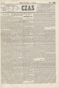 Czas. [R.17], Ner 45 (26 maja 1864)