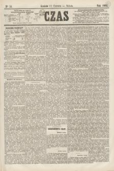 Czas. [R.17], Ner 58 (11 czerwca 1864)
