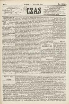 Czas. [R.17], Ner 67 (22 czerwca 1864)