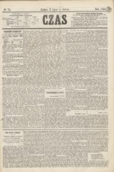 Czas. [R.17], Ner 75 (2 lipca 1864)