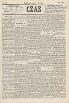 Czas. [R.17], Ner 82 (10 lipca 1864)
