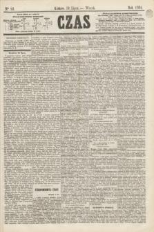 Czas. [R.17], Ner 89 (19 lipca 1864)