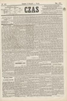 Czas. [R.17], Ner 102 (3 sierpnia 1864)