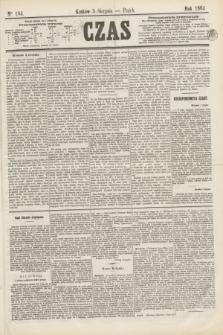 Czas. [R.17], Ner 104 (5 sierpnia 1864)