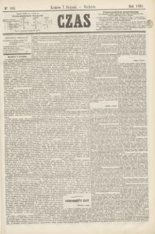 Czas. [R.17], Ner 106 (7 sierpnia 1864)