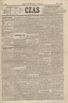 Czas. [R.17], Ner 141 (20 września 1864)