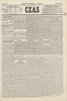 Czas. [R.17], Ner 146 (25 września 1864)