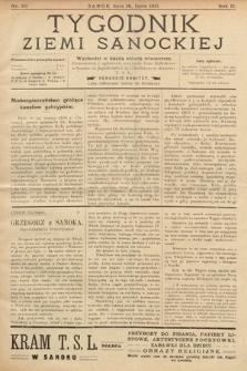Tygodnik Ziemi Sanockiej. 1911, nr30