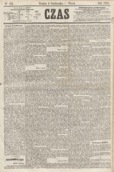 Czas. [R.17], Ner 153 (4 października 1864)