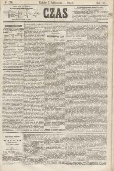 Czas. [R.17], Ner 156 (7 października 1864)