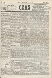 Czas. [R.17], Ner 157 (8 października 1864)
