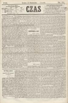 Czas. [R.17], Ner 161 (13 października 1864)