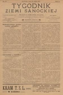Tygodnik Ziemi Sanockiej. 1911, nr31