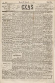 Czas. [R.17], Ner 180 (5 listopada 1864)