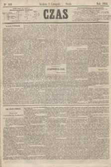 Czas. [R.17], Ner 183 (9 listopada 1864)