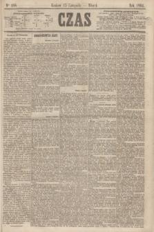 Czas. [R.17], Ner 188 (15 listopada 1864)