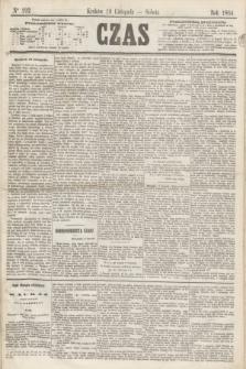 Czas. [R.17], Ner 192 (19 listopada 1864)