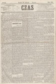 Czas. [R.17], Ner 193 (20 listopada 1864)