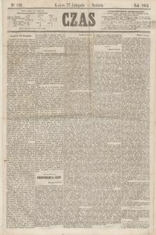 Czas. [R.17], Ner 199 (27 listopada 1864)