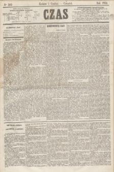 Czas. [R.17], Ner 202 (1 grudnia 1864)