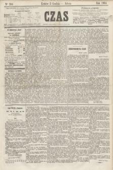 Czas. [R.17], Ner 204 (3 grudnia 1864)