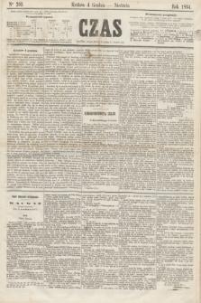 Czas. [R.17], Ner 205 (4 grudnia 1864)