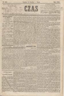 Czas. [R.17], Ner 212 (14 grudnia 1864)