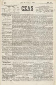 Czas. [R.17], Ner 226 (31 grudnia 1864)