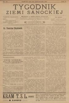 Tygodnik Ziemi Sanockiej. 1911, nr45