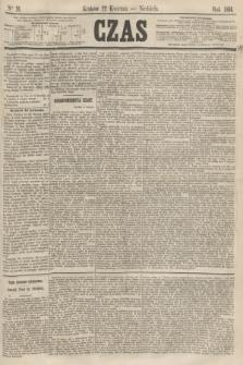 Czas. [R.19], Ner 91 (22 kwietnia 1866)