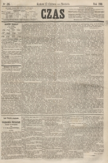 Czas. [R.19], Ner 135 (17 czerwca 1866)