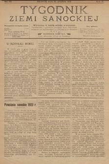Tygodnik Ziemi Sanockiej. 1911, nr54