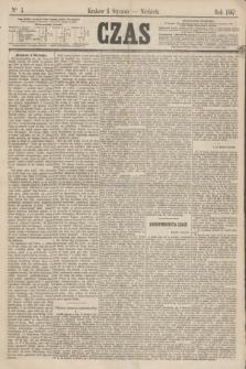 Czas. [R.20], Ner 5 (6 stycznia 1867)
