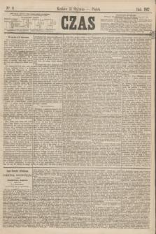 Czas. [R.20], Ner 9 (11 stycznia 1867)