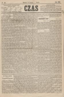 Czas. [R.20], Ner 30 (6 lutego 1867)