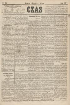 Czas. [R.20], Ner 33 (9 lutego 1867)