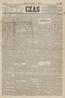 Czas. [R.20], Ner 36 (13 lutego 1867)